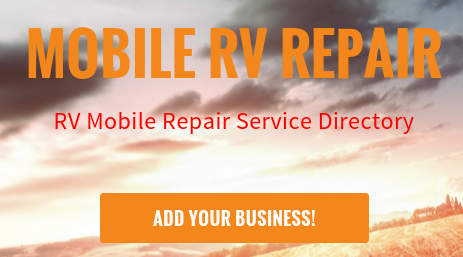 Mobile RV Repair Service Businesses